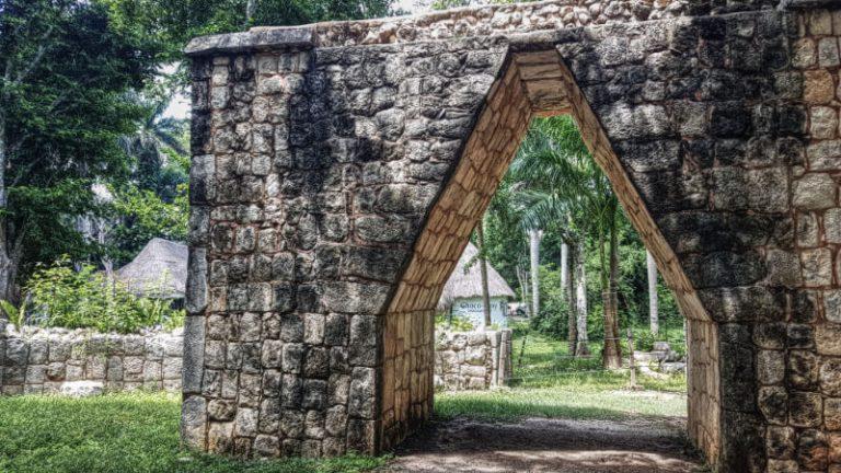 Arco Chichen Itza