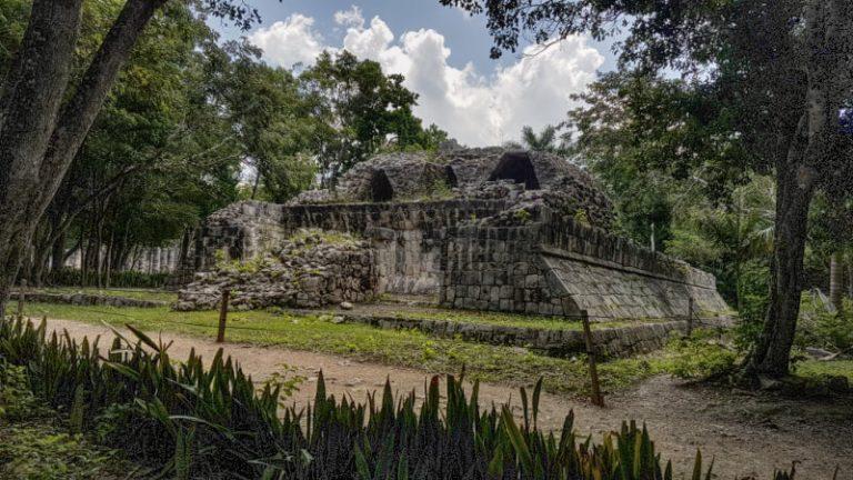 Chichen Itza edificacion