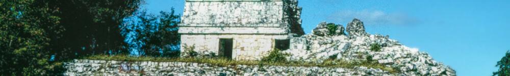Templo del Venado long