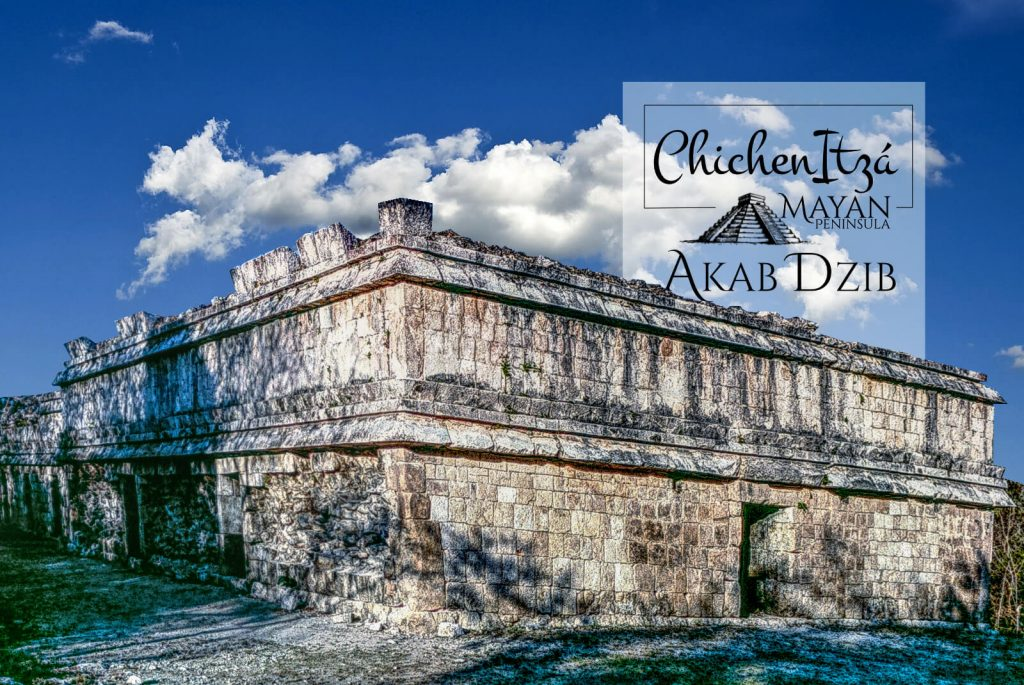 Akab Dzib in Chichen Itza
