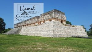Governor's Palace in Uxmal