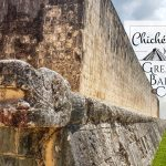Great Ball Court in Chichén Itzá
