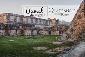 Quadrangle of the Birds in Uxmal