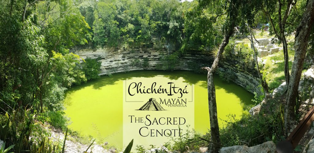 Sacred Cenote in Chichén Itzá