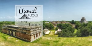 Temple of the Turtles in Uxmal
