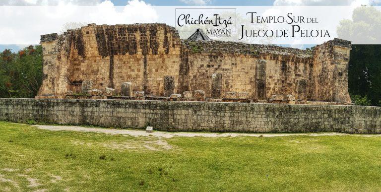 Templo Sur del Juego de Pelota
