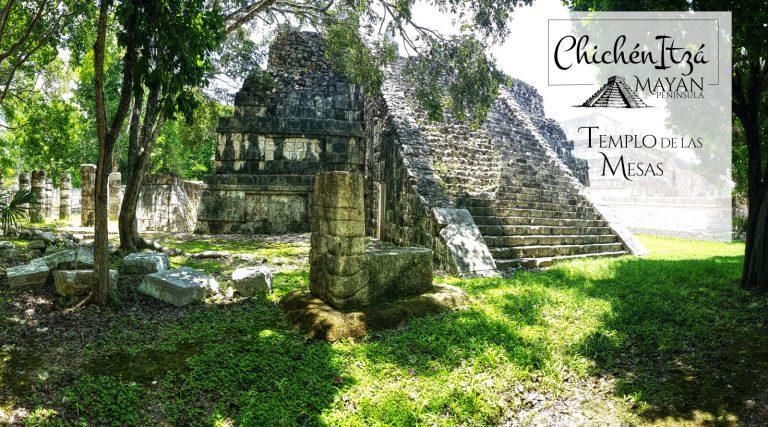 Templo de las Mesas en Chichén Itzá
