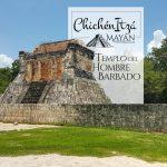 Templo del Hombre Barbado en Chichén Itzá