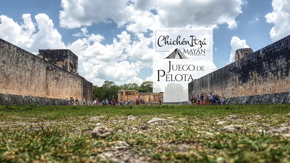 Templo sur del Juego de Pelota en Chichén Itzá