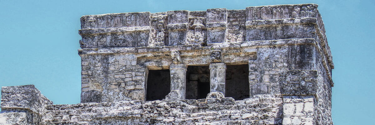 The Castle's Temple in Tulum
