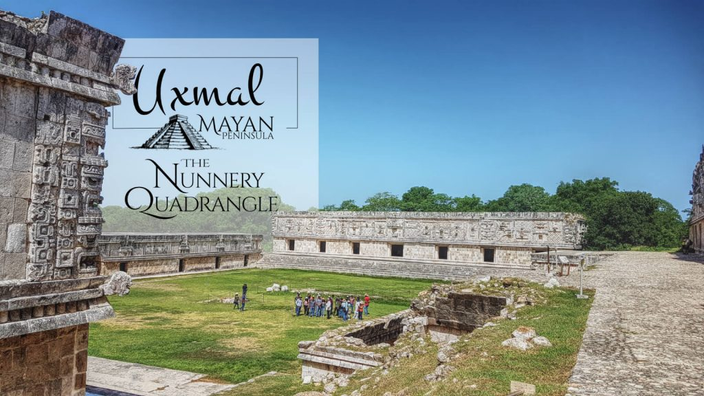 The Nunnery Quadrangle in Uxmal