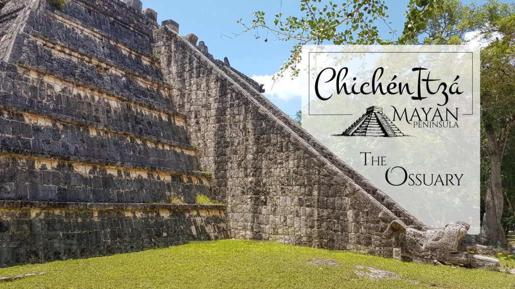 The Ossuary in Chichen Itza