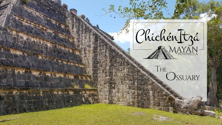 The Ossuary in Chichen Itza