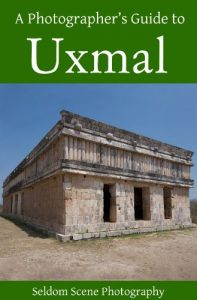 Uxmal photographers guide eBook