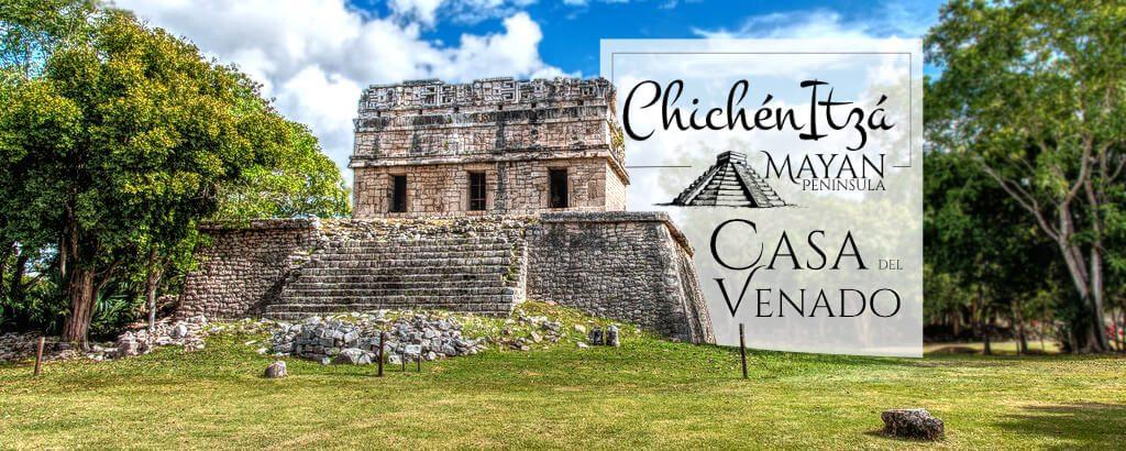 Casa del Venado en Chichén Itzá