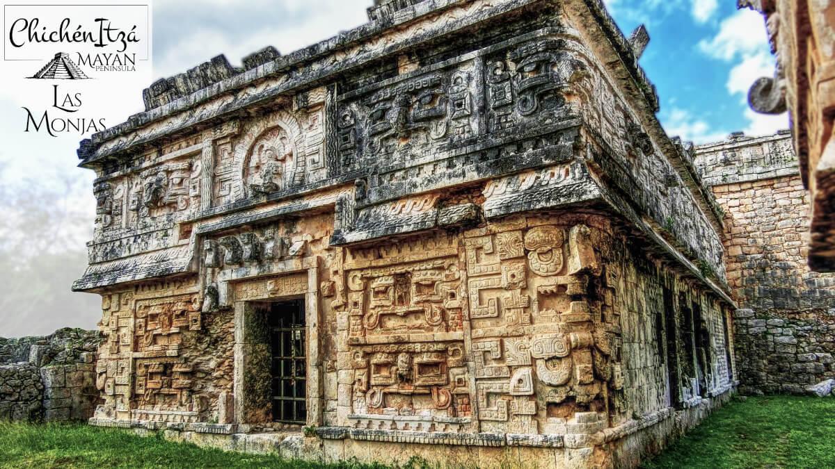 Cámara Este de Las Monjas en Chichén Itzá