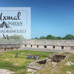 Cuadrángulo de las Monjas en Uxmal