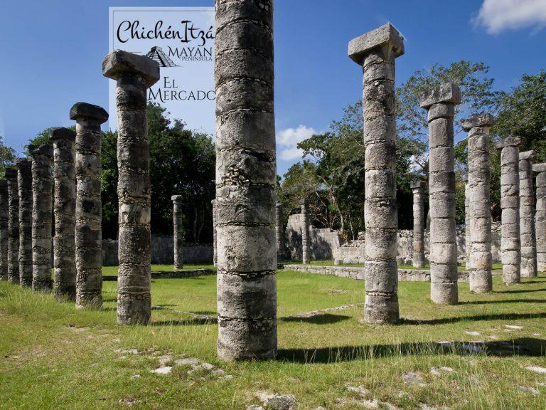El Mercado en Chichén Itzá