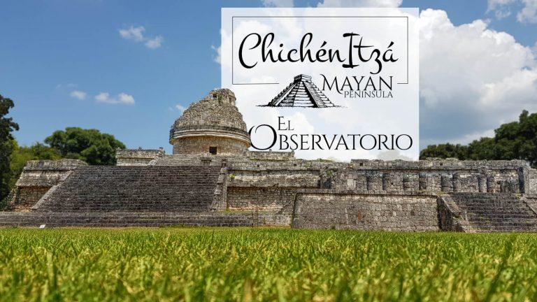 El Observatorio en Chichén Itzá