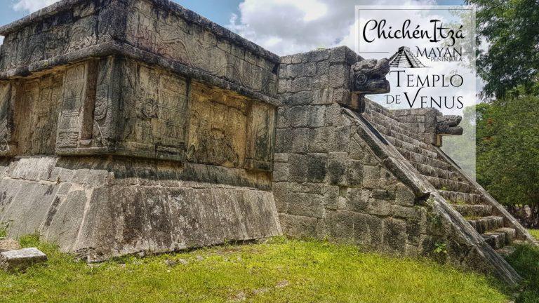 Templo de Venus en Chichén Itzá