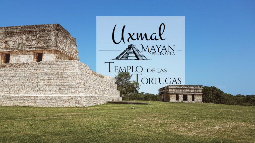 Templo de las Tortugas en Uxmal