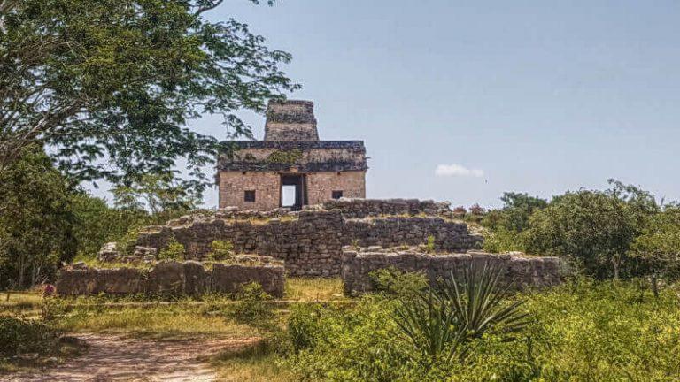 Templo del Sol Dzibilchaltun
