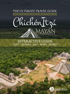 Chichen Itza interactive guide for iOS