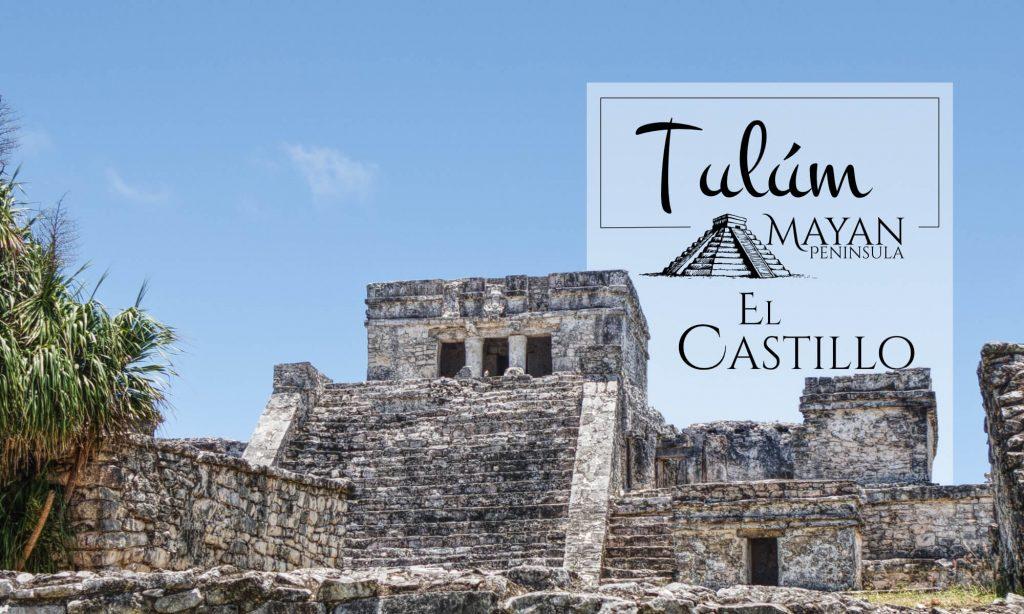 El Castillo en Tulúm