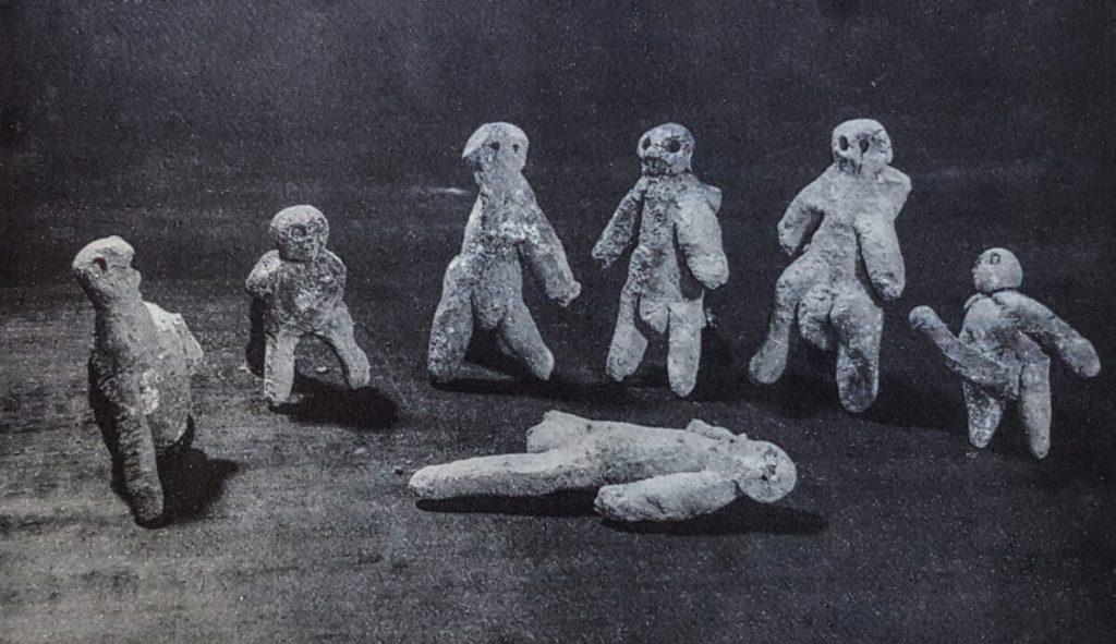 Dzibilchaltun's seven dolls