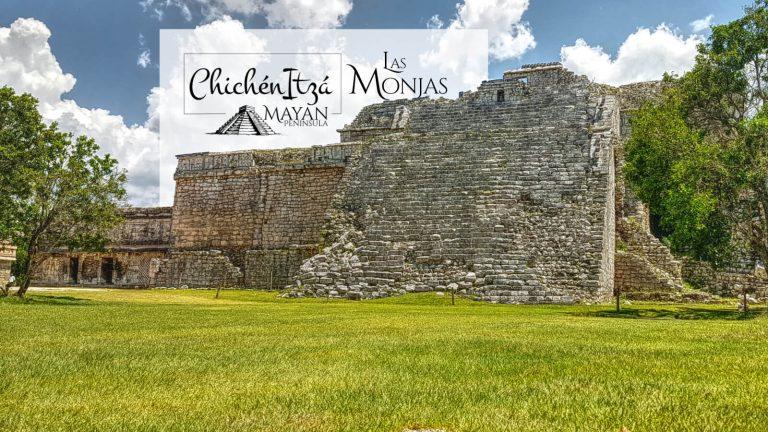 Las Monjas en Chichén Itzá