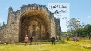 Open Chapel in Dzibilchaltun