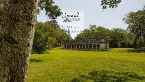 Casa de la Iguana en Uxmal