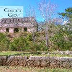 Cemetery Group in Uxmal