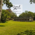 House of the Iguana in Uxmal