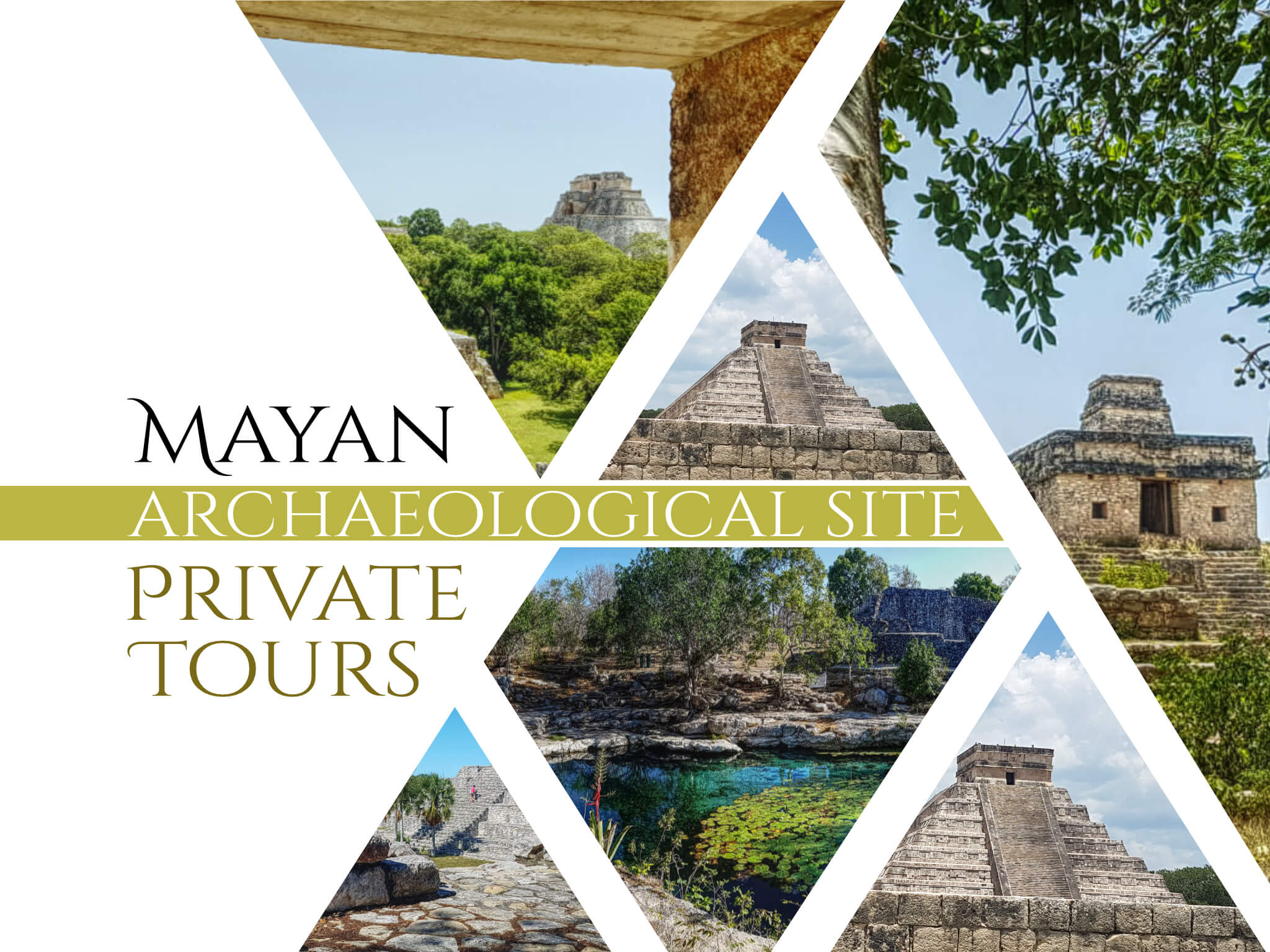 Mayan Archaeological Site Private Tours