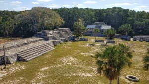 Xcambó Mayan Archaeological Site