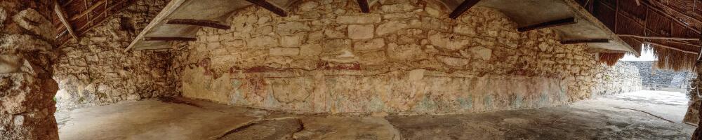 Frescos de Mayapán