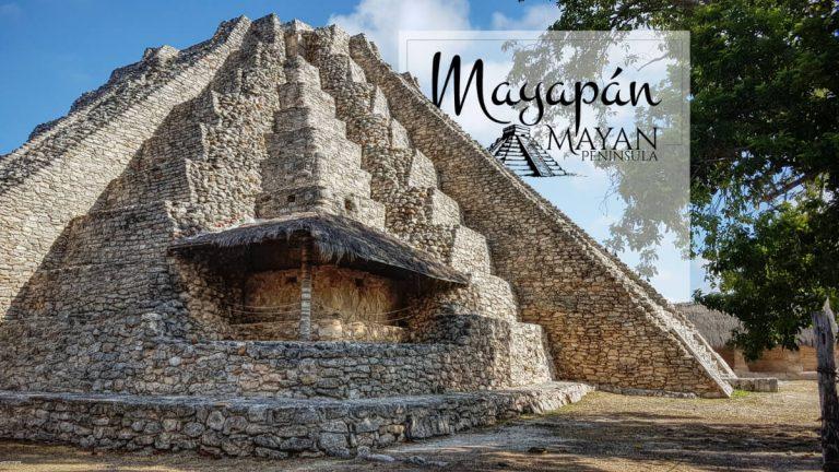 Guerreros decapitados en Mayapán