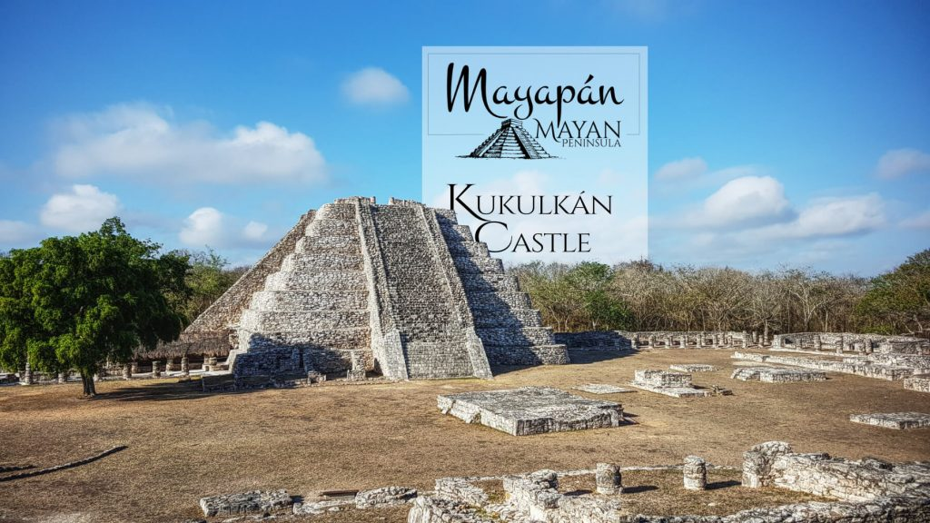 Kukulkán Pyramid in Mayapán