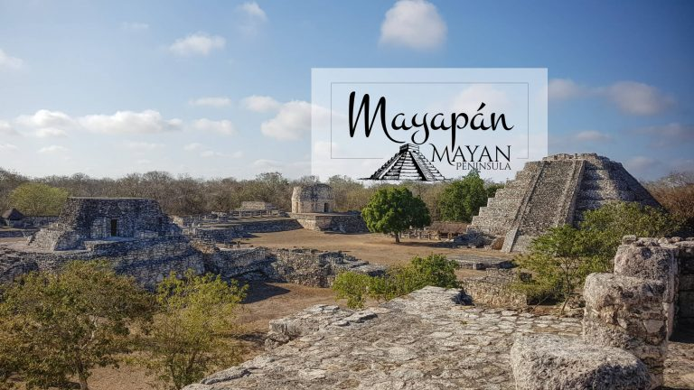 Mayapan Mayan Peninsula
