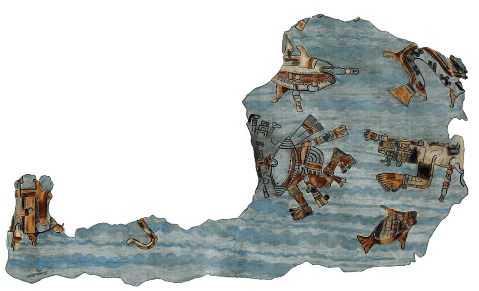 Mural Templo del Pescador