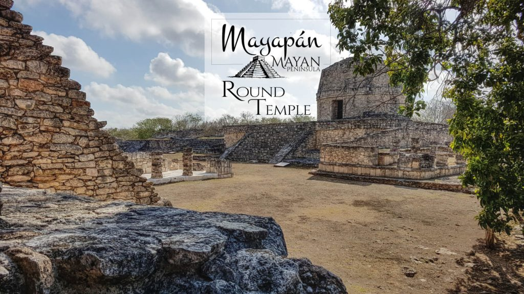 Round Temple in Mayapán