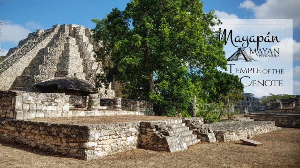 Temple of the Cenote Mayapán