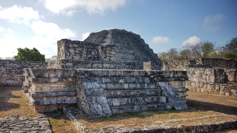 Templo de Venus en Mayapán