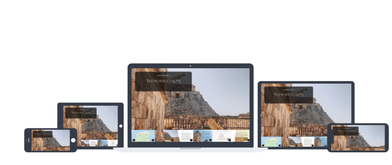 Uxmal Travel Guide on devices