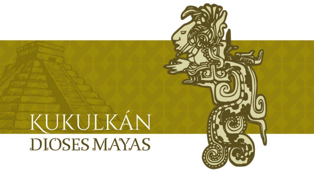 Dioses Mayas - Kukulkán