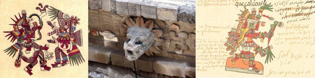 Representaciones de Quetzalcóatl