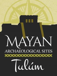 Tulum travel guide text cover